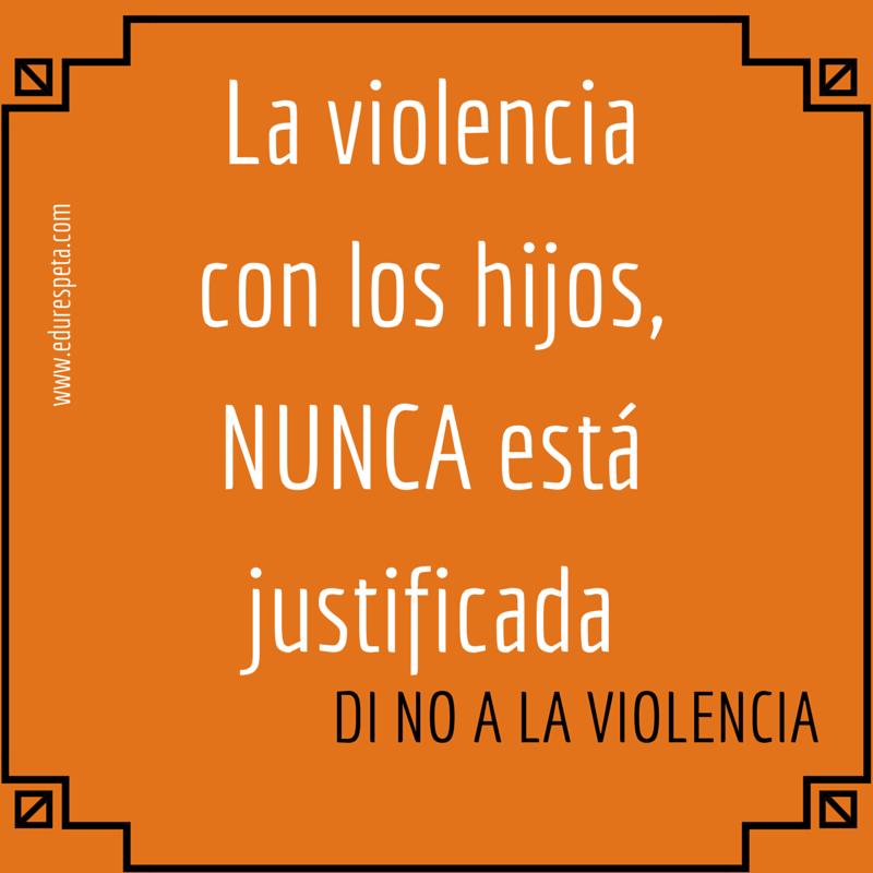 VIOLENCIA NIÑOS