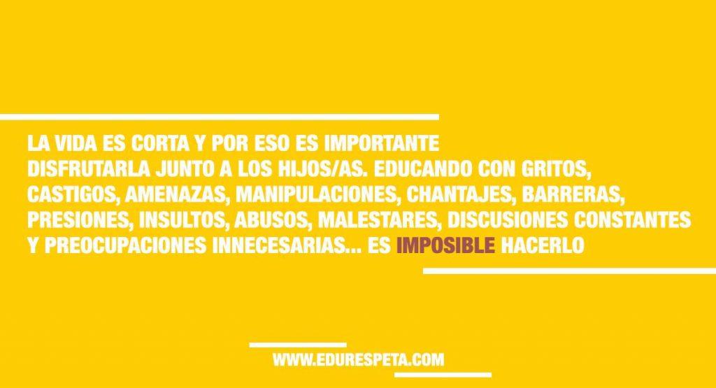Frases citas Edurespeta Tania García