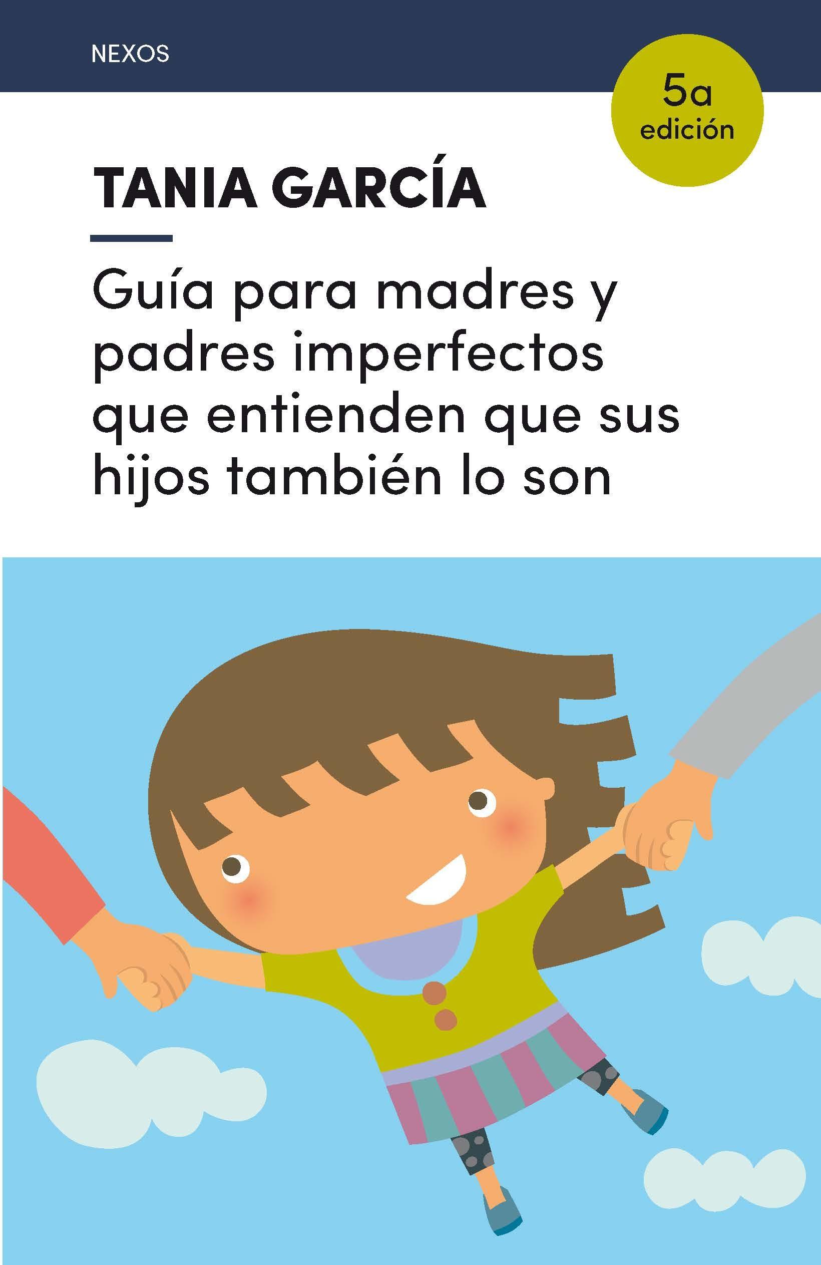 Primer libro Tania García
